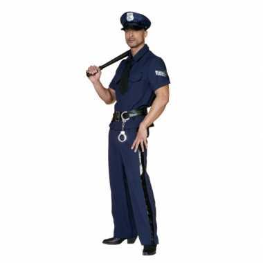 Carnaval Politiepak heren