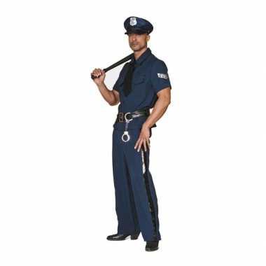 Plus size politie pak